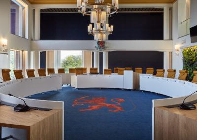 Raadzaal gemeente Aalsmeer