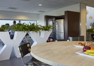 Idexx Restaurant - lunch- en ontspanningsruimte