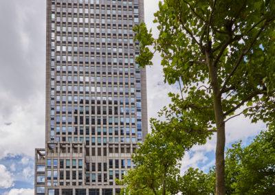 Tosoh Europe - Rembrandttoren Amsterdam