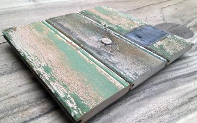 Sloophout uit oude panden