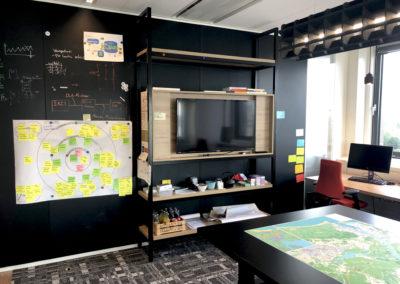 Port of Amsterdam interactief scherm PD Group
