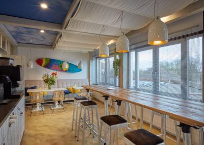 Gemeente Amstelveen - koffietuin 'beach'