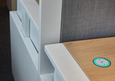 Gemeente Amstelveen - TableAir sensor voor werkplekreservering
